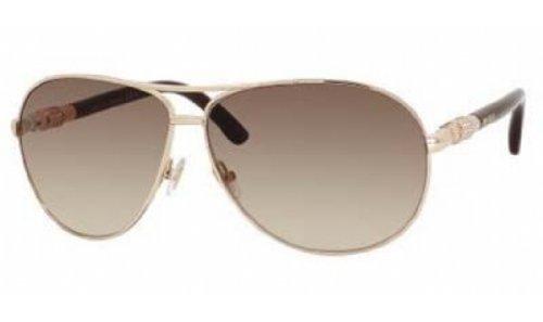 Jimmy ChooJimmy Choo Walde Sunglasses Rose Gold / Brown Gradient