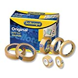 Sellotape Original Boxed Pack 18mmx33m [ Pack 8]by Sellotape