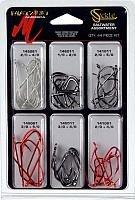 Matzuo Sickle Hook Assortments Saltwater Hooks (44 pcs.)