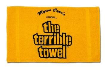 Pittsburgh Steelers Vintage Terrible Towel from SteelerMania