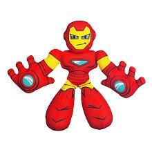 Playskool Heroes Marvel Bean Bashers - Iron Man - 1