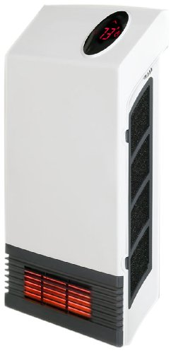 Heat Storm HS-1000-WX Deluxe Wall Heater, White