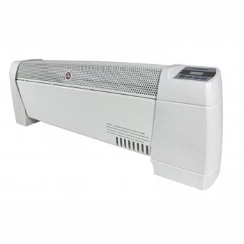 """New Optimus 30"""" Baseboard Electric Space Heater W/ Digital Display & Thermostat"""