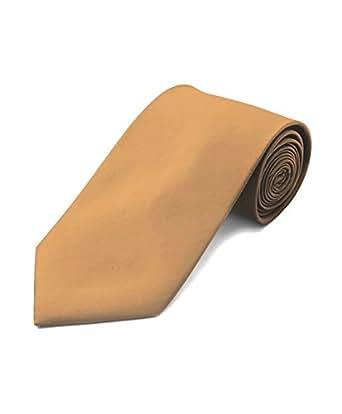 Solid Color Formal Tie, Ash