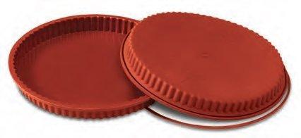 FaisTonGateau - Moule à tarte en silicone 28 cm - Moule à tarte