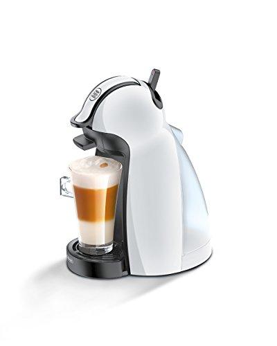 De'Longhi NESCAFÉ DOLCE GUSTO Piccolo EDG100.W Macchina per Caffè Espresso e altre Bevande, Bianco