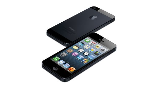 iPhone 5 64GB au [ブラック&スレート] 白ロム
