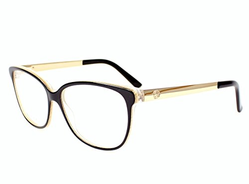 Gucci Womens 3701 Optical Frame Acetate  Glasses 54