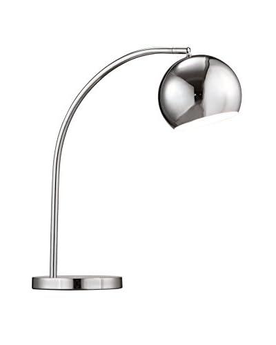 Zuo Solaris Table Lamp, Chrome