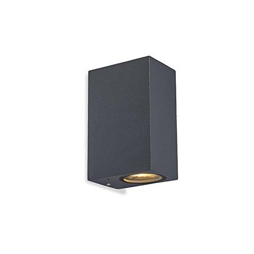 qazqa-moderne-rustique-applique-murale-baleno-ii-gris-fonce-aluminium-cube-rectangulaire-compatible-