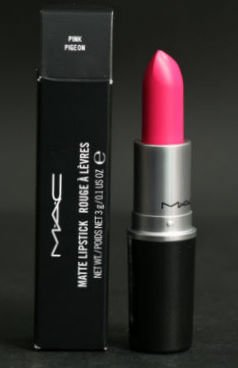 MAC Lipstick PINK PIGEON ~ Iris Apfel collection