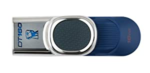 Kingston Datatraveler 160 - 16 GB USB 2.0 Flash Drive DT160/16GB
