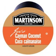 Martinson Cayman Coconut 96 Real Cups from MARTINSON