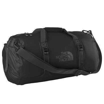 The North Face Flyweight medium black travel bag