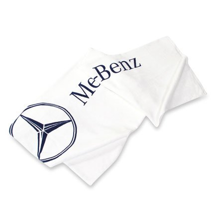 Genuine Mercedes Benz Beach Towel