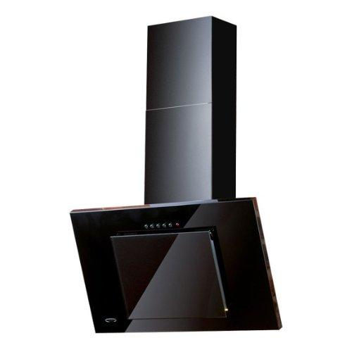 akpo kopffreihaube schwarze design front mit glas 60cm test. Black Bedroom Furniture Sets. Home Design Ideas