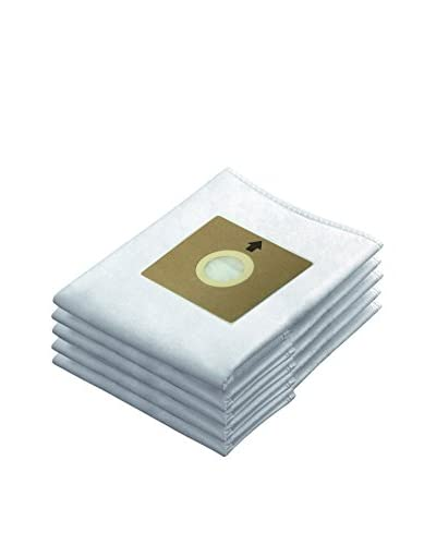 Ufesa 5 bolsas compatible con AC4100/AC4200/AC6201/AP900 FA0410