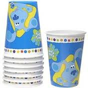 Blues Clues Hot/cold Party Cups by American Greetings Company