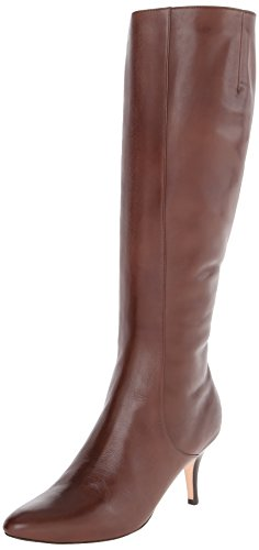 Cole Haan Women's Carlyle Dress Dress Boot,Chestnut,9.5 B US (Cole Haan Dress Boots For Women compare prices)