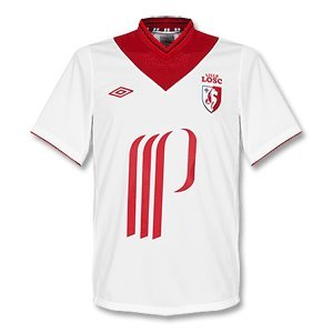 12-13 Lille Away Shirt - L