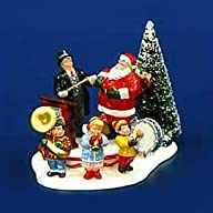 "Department 56 ""Santa Comes to town 19…"