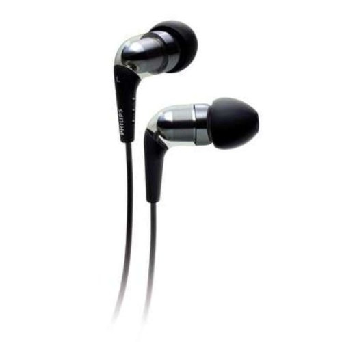 Philips SHE9850 In-Ear Headphones with Advanced Acoustics