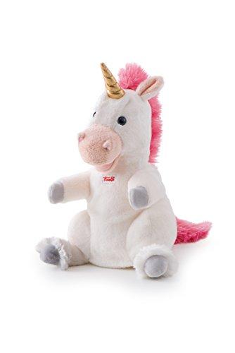 Trudi - Marioneta de peluche unicornio (29910)