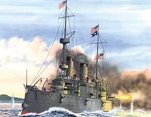 USS Olympia (Standard Kit) 1/232 Encore