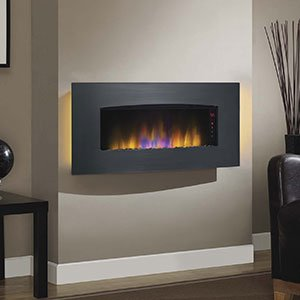 Classicflame 34-In Transcendence Wall Hanging Electric Fireplace - 34Hf601Ara-A004