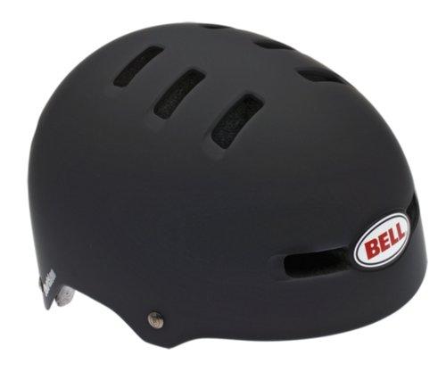 Bell Faction Bike Helmet (Matte Black, Medium)