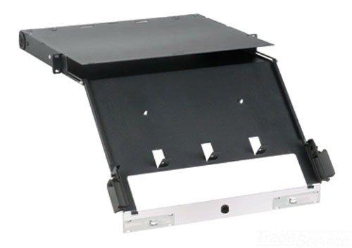 Panduit Fce1U Fiber Cassette Enclosure, Black
