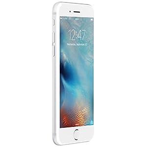 Apple iPhone 6s 64 GB US Warranty Unlocked Cellphone - Retail Packaging (Silver)