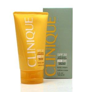 Clinique Body Cream SPF 30 SolarSmart UVA/UVB Advanced Prote