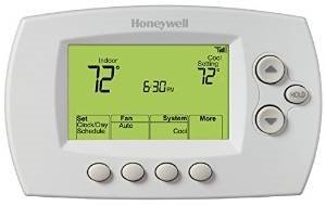Honeywell TH6320WF1005 Wi-Fi Focus PRO 6000 Thermostat (Honeywell Thermostat Th6000 compare prices)