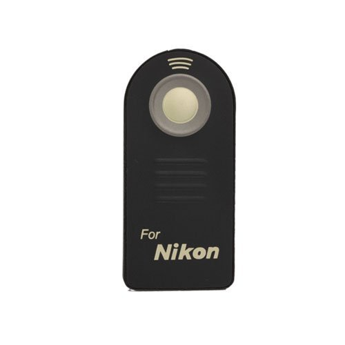 IR Wireless Remote Control for Nikon D5000/D5100 ML-L3