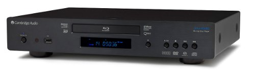 Cambridge Audio 651BD 3D Compatible Universal Blu-ray Player