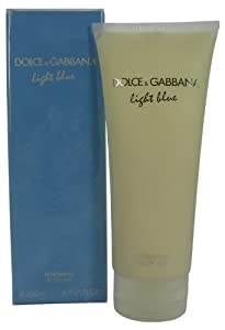 Dolce & Gabbana Light Blue For Women Refreshing Body Gel 6.7 Ounce