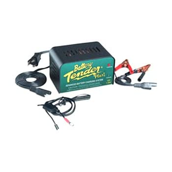 BatteryTender Plus is the most advanced charger/maintainer on the market specially designed for today's sealed lead acid batteries. The BT Plus uses micro-processor technology in a four stage charging profile to charge, improve, and float your batter...