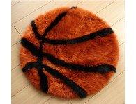 Basketball Play Rug - Apx 32\