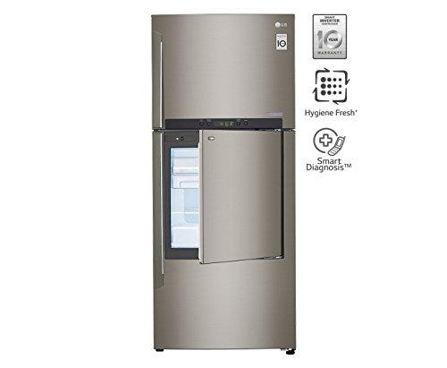 LG GC-D432HLAM 426 Litres Door In Door Refrigerator