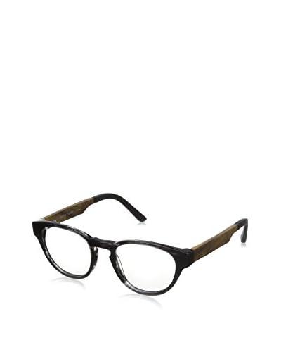 Ivory + Mason Men's Victoria Eyewear, Gray Micaceus