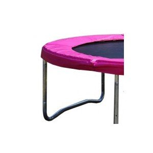 giant sport randabdeckung trampolin rosa sport 300 bis 305 cm sport freizeit. Black Bedroom Furniture Sets. Home Design Ideas