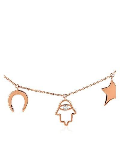 Divas Diamond Collar Diamond Gold Luck
