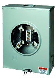 Square D Uhtrs212B 200 Amp Meter Socket