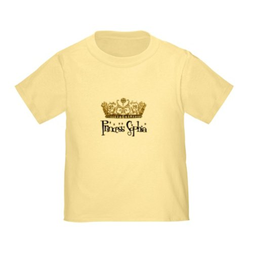 Personalized Princess Baby Infant Toddler Kids Shirt - New Baby Gift Collection front-1040245