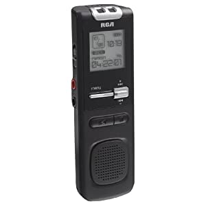 RCA VR5220 512 MB Digital Voice Recorder