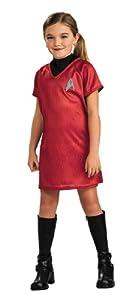 Star Trek into Darkness Uhura Costume, Small