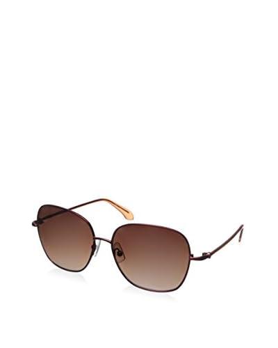 Calvin Klein Men's CK1156S Sunglasses, Burgundy