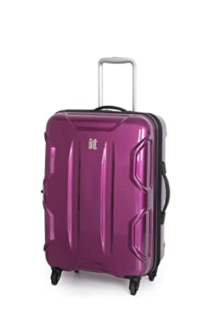 IT Luggage Victoria 24 Inch Packing Case, Purple, One Size