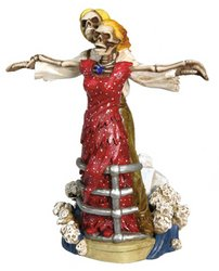 Titanic Skulls - Collectible Figurine Statue Sculpture Figure Skeleton
